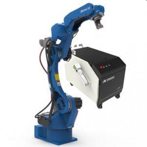 200W laser clean robot data info2