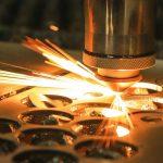 pixabay laser cutting spark